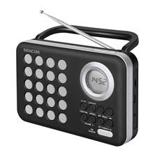 Radiopřijímač SENCOR SRD 220 BS s USB/MP3