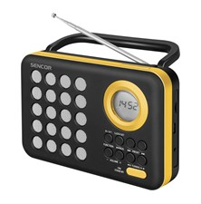 Rádio SENCOR SRD 220 BYL s USB/MP3