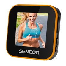 Přehrávač MP3/MP4 SENCOR SFP 6070 SPORT CLIP 8GB
