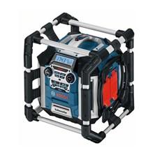 Rádio na stavbu s nabíječkou Bosch GML 50 Professional, 0601429600