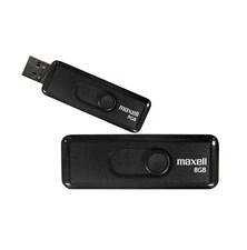 Flash disk 8GB VENTURE 854279 MAXELL