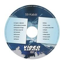 Karaoke DVD KABÁT