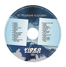 Karaoke DVD ROCKOVÉ ROZJÍMÁNÍ