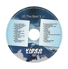 Karaoke DVD THE BEST V