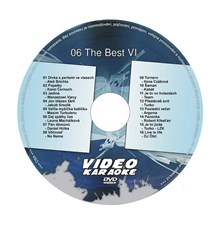 Karaoke DVD THE BEST VI
