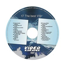 Karaoke DVD THE BEST VIII