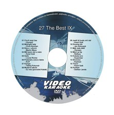 Karaoke DVD THE BEST IX