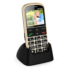 Telefon CPA HALO 11 zlatý