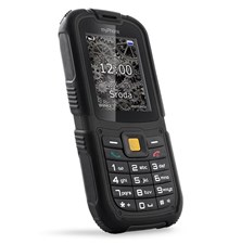 Telefon MYPHONE HAMMER 2 černý