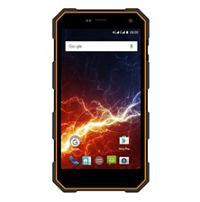 Telefon MYPHONE HAMMER ENERGY LTE oranžový