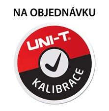 Kalibrace UNI-T UT502A