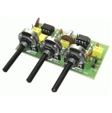 Stavebnice TIPA PT007 Kytarový a mikrofonní korekční předzesilovač