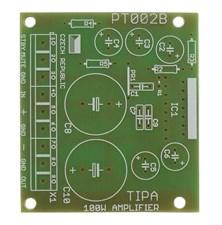 Plošný spoj TIPA PT002B PT003B PT005 PT006 Zesilovač 100W s TDA729x