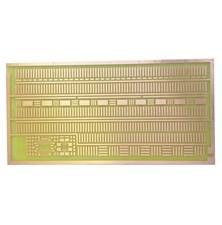 Plošný spoj TIPA PT008 Univerzální plošný spoj - pájivé pole