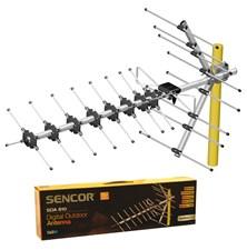 Anténa venkovní DVB-T SENCOR SDA-610