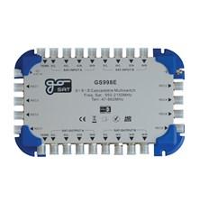 Satelitní multipřepínač GoSAT GS998E