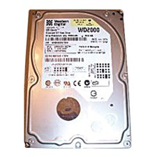 HDD k GoSAT GS-9010PVR  WD2500JB 250GB UATA/100 7200 RPM 8MB cache